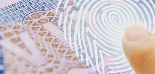 виза в Италию за 1 день - биометрия